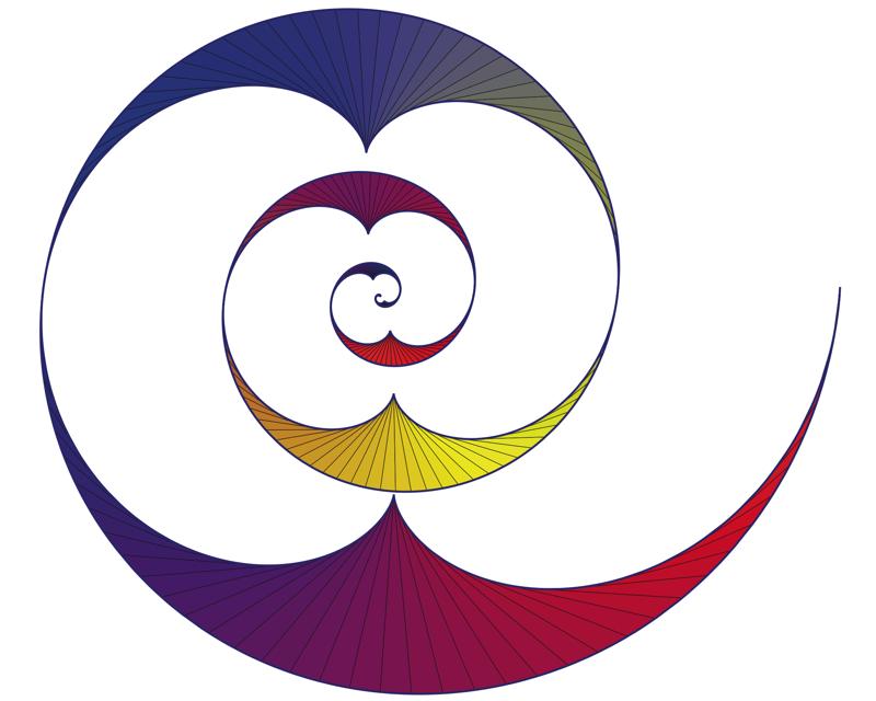 Spiralcaustic