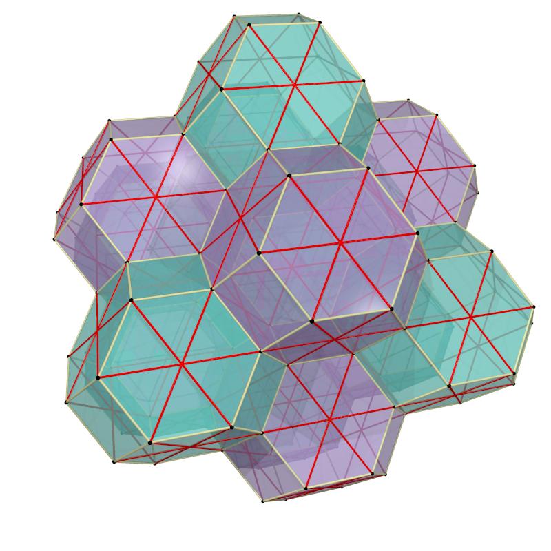 TruncatedOctahedronTiling