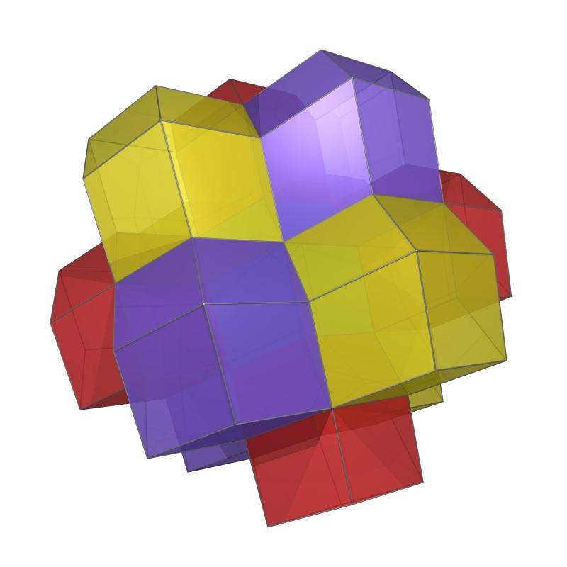RhombicDodecahedronTiling