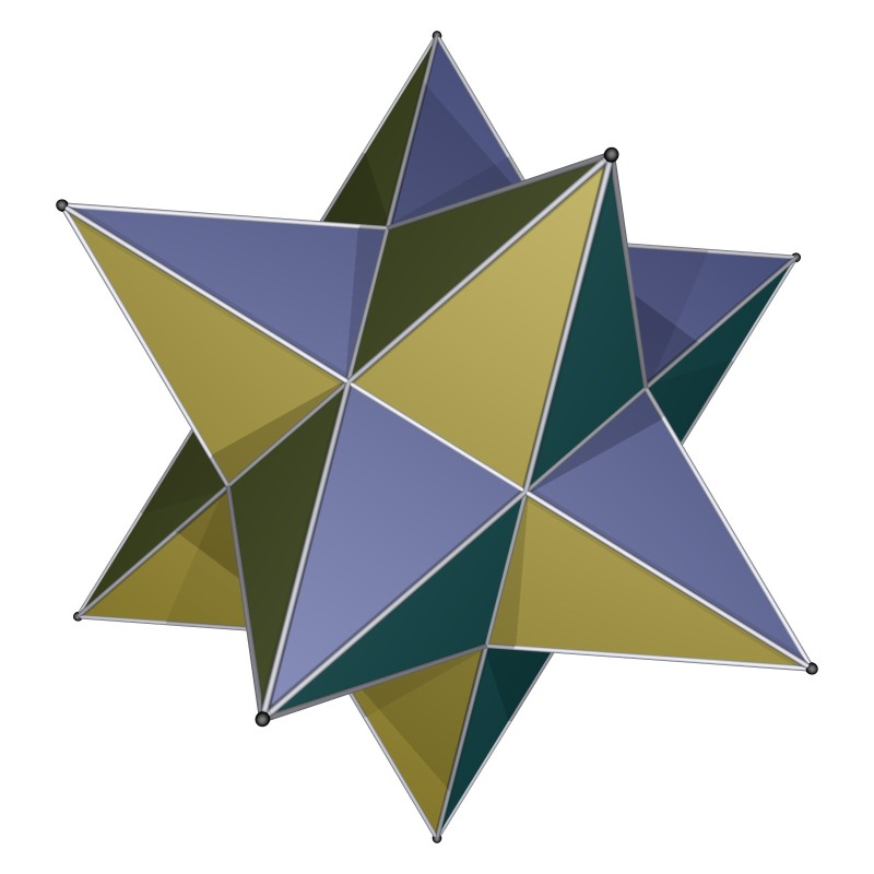 SmallStellatedDodecahedron