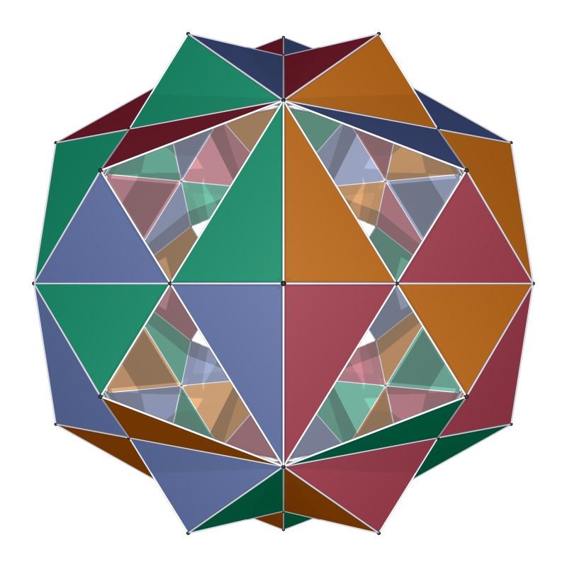Stellatriacontahedron
