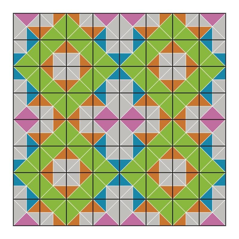 Genus5 tile