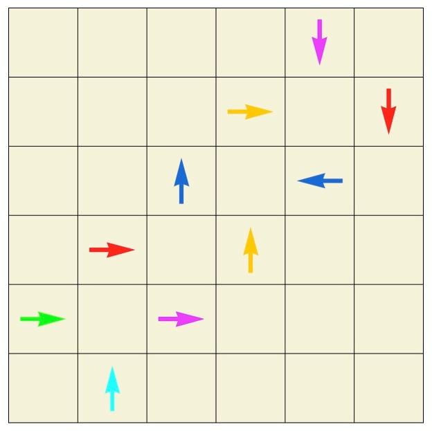 Arrowpuzzle 23