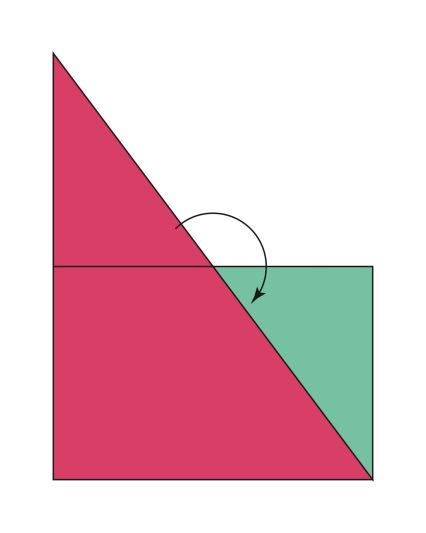 Triangle2square