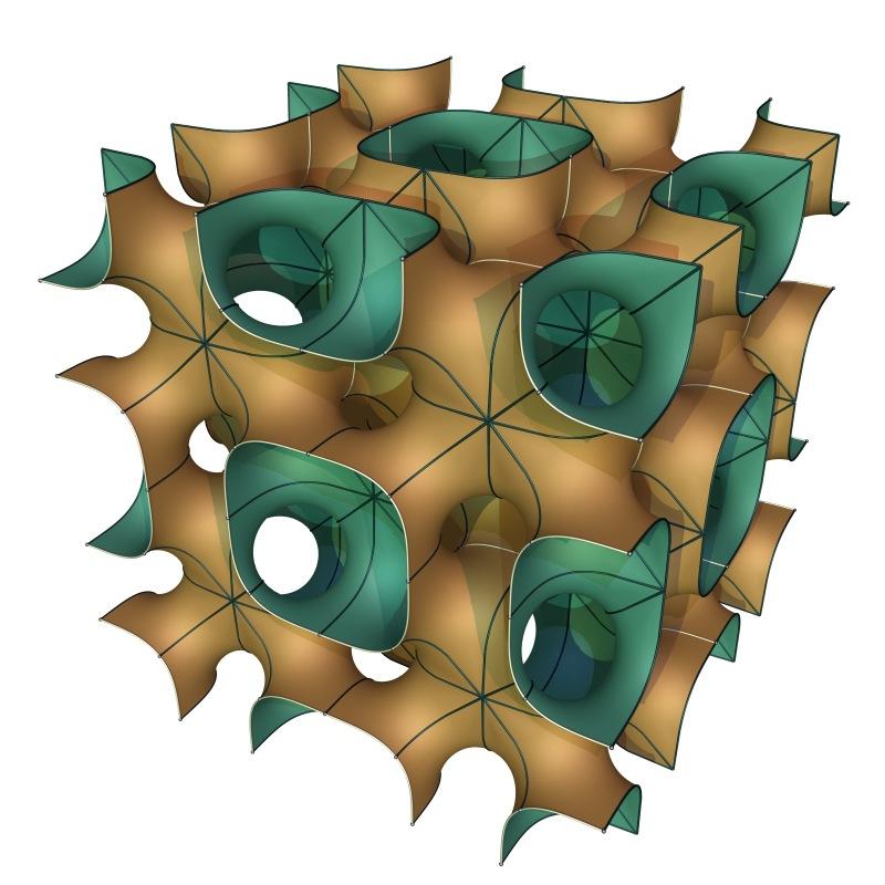 I WP cube