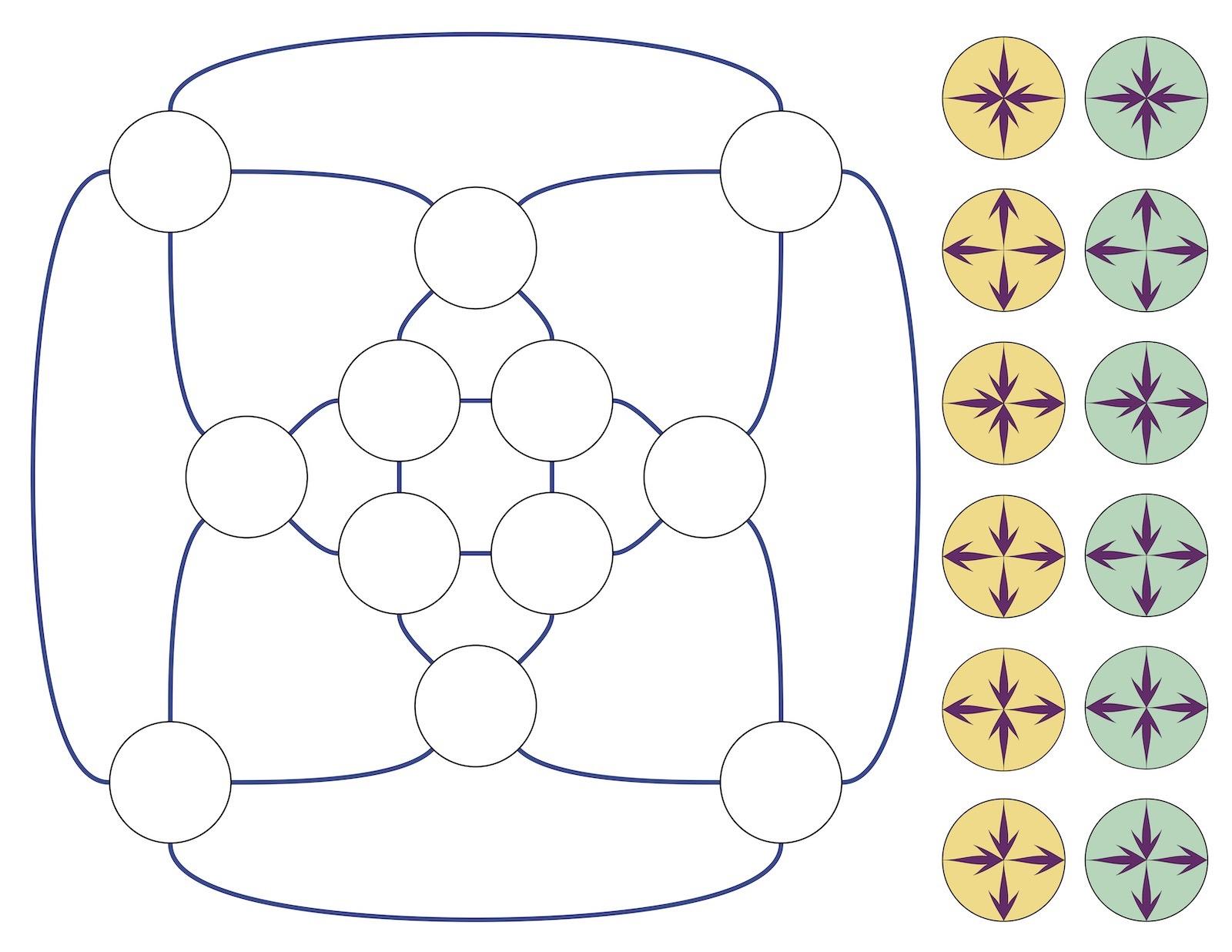Cubocta game