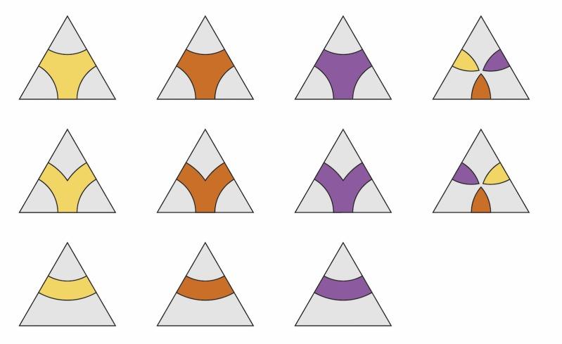 Trinity pieces 01