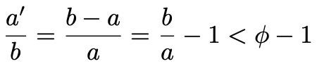Frac a b = frac